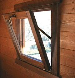 Architetto di leo leonardo gli infissi le finestre - Riparazione finestre vasistas ...