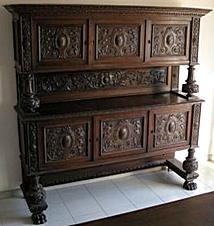 Architetto di leo leonardo stili di arredamento dal for Arredamento stile gotico