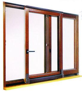 Architetto di leo leonardo gli infissi le finestre for Finestra esterna scorrevole
