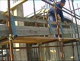 Architetto di leo leonardo ponte metallico a tubi e giunti for Quali tubi utilizzare per l impianto idraulico