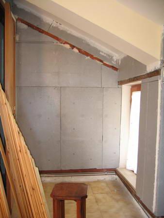 Architetto di leo leonardo coibentare ed isolare posa for Finestre a soffitto