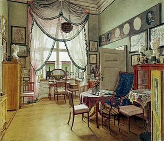architetto di leo leonardo stili di arredamento dalla. Black Bedroom Furniture Sets. Home Design Ideas