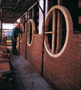 Architetto Di Leo Leonardo Costruire In Mattoni Giunti Angoli