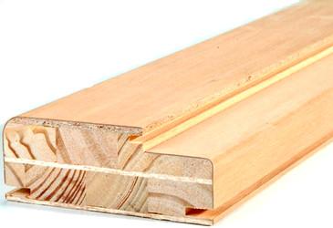 Architetto di leo leonardo lavorazione del legno - Porta tamburata legno ...