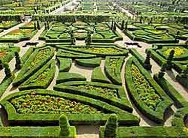 Architetto di leo leonardo arte dei giardini il - Giardino francese ...