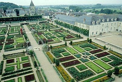 Architetto di leo leonardo arte dei giardini il for Giardini francesi