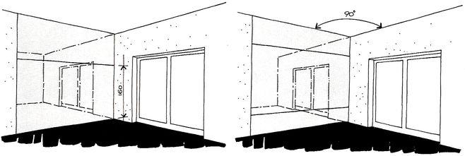 Camera Da Letto In Prospettiva: Home staging bologna in un appartamento buio e datato anni u di.