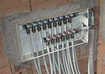 Broomgulf l 39 impianto idraulico for Isolamento per tubi di riscaldamento in rame