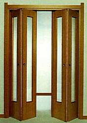 Architetto di leo leonardo gli infissi le porte - Montaggio porta a libro effebiquattro ...