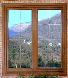 Architetto di leo leonardo gli infissi le vetrata isolanti evolute - Pellicole isolanti per vetri finestre ...