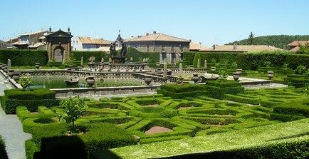 Architetto di leo leonardo arte dei giardini il - Giardino all italiana ...